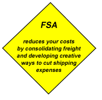 Furniture Shippers Association freight consolidation